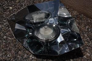 Hot Pot Solar Oven